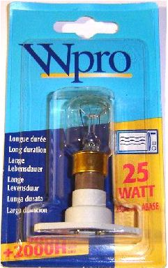 MICROWAVE OVEN LIGHT BULB/GLOBE 240V PANASONIC SHARP