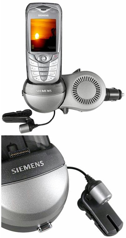 GENUINE SIEMENS HANDSFREE CAR KIT C65 CX65 M65 S65 SL65